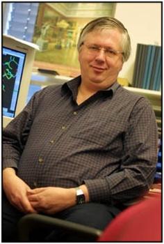 Professor Gert Vriend : Professor Protein Structure Bioinformatics, Radboudumc